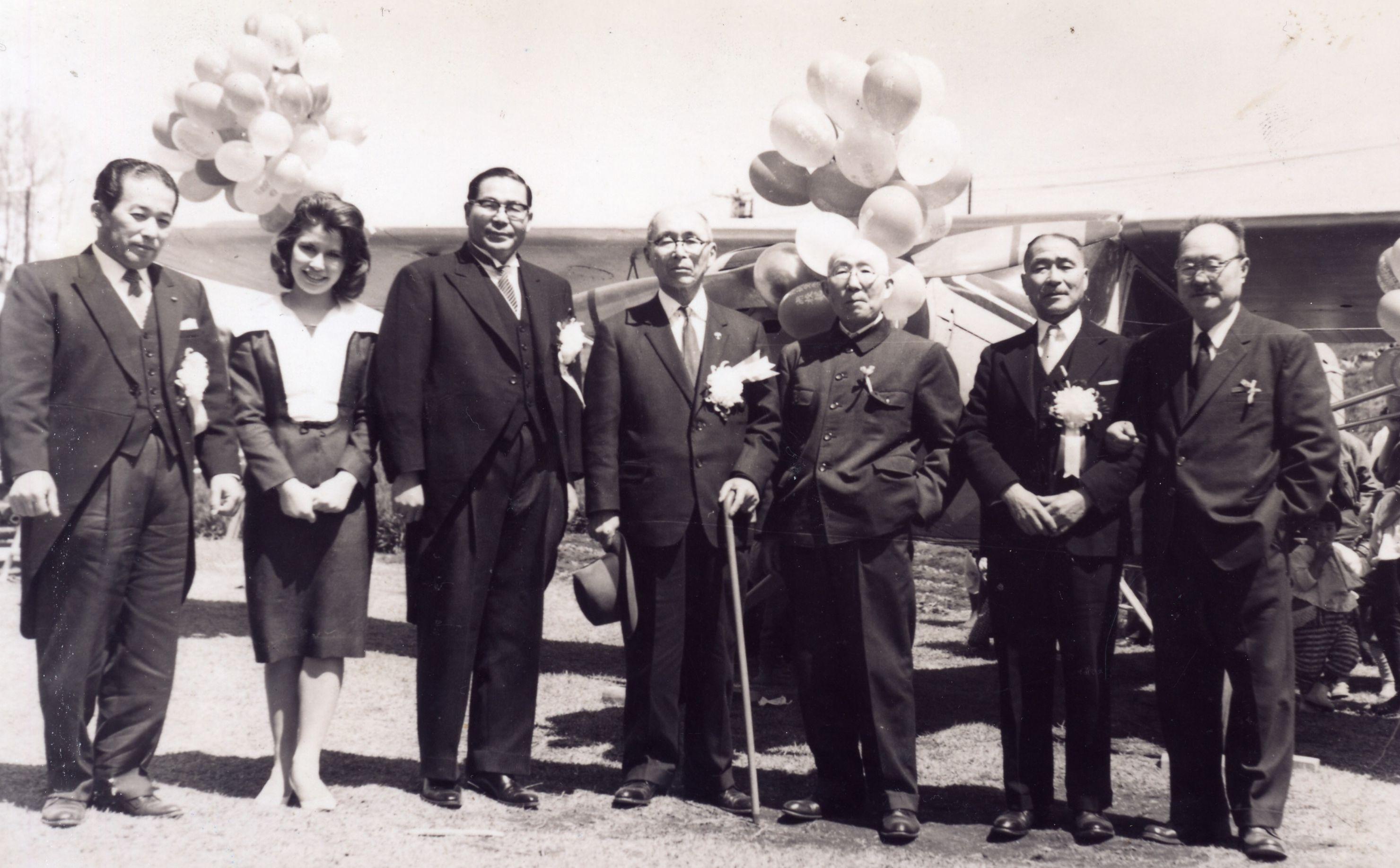 日本で最初の航空専門学校
